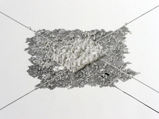 'Permutation03'- Marc Müller