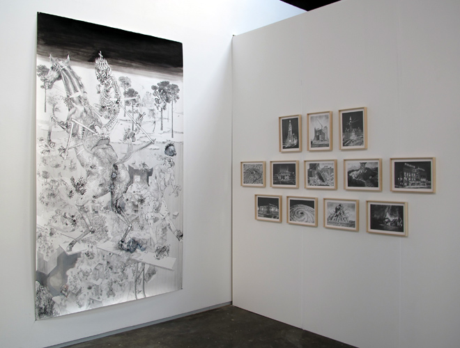 Amsterdam Drawing & Unseen photography fair