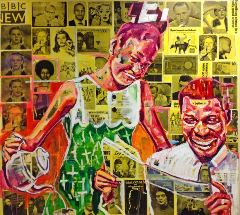 Esiri Erheriene-Essi – Museum Arnhem – solo exhibition