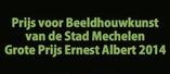 Renato Nicolodi Exhibits at Grote Prijs Ernest Albert 2014 27/04/2014 – 01/06/2014