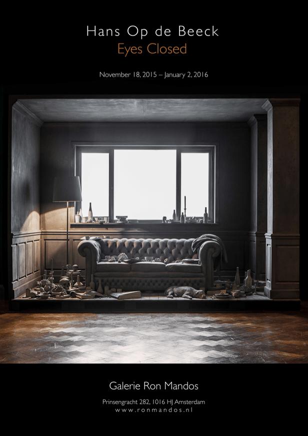 PERSBERICHT | Hans Op de Beeck