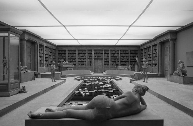 Hans Op de Beeck | Unlimited, Art Basel