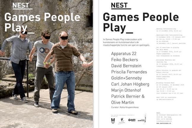 Carl Johan Högberg   Games People Play