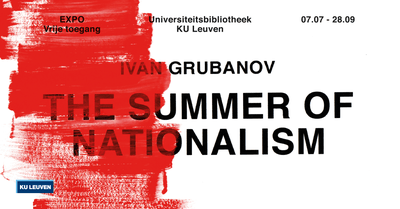 Ivan Grubanov – The Summer of Nationalism