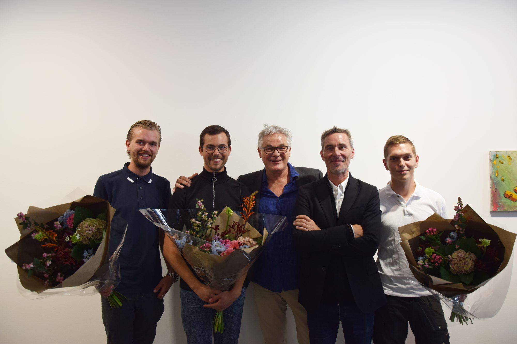 JURY RAPPORT Best of Graduates 2017 | Winnaar Young Blood Award