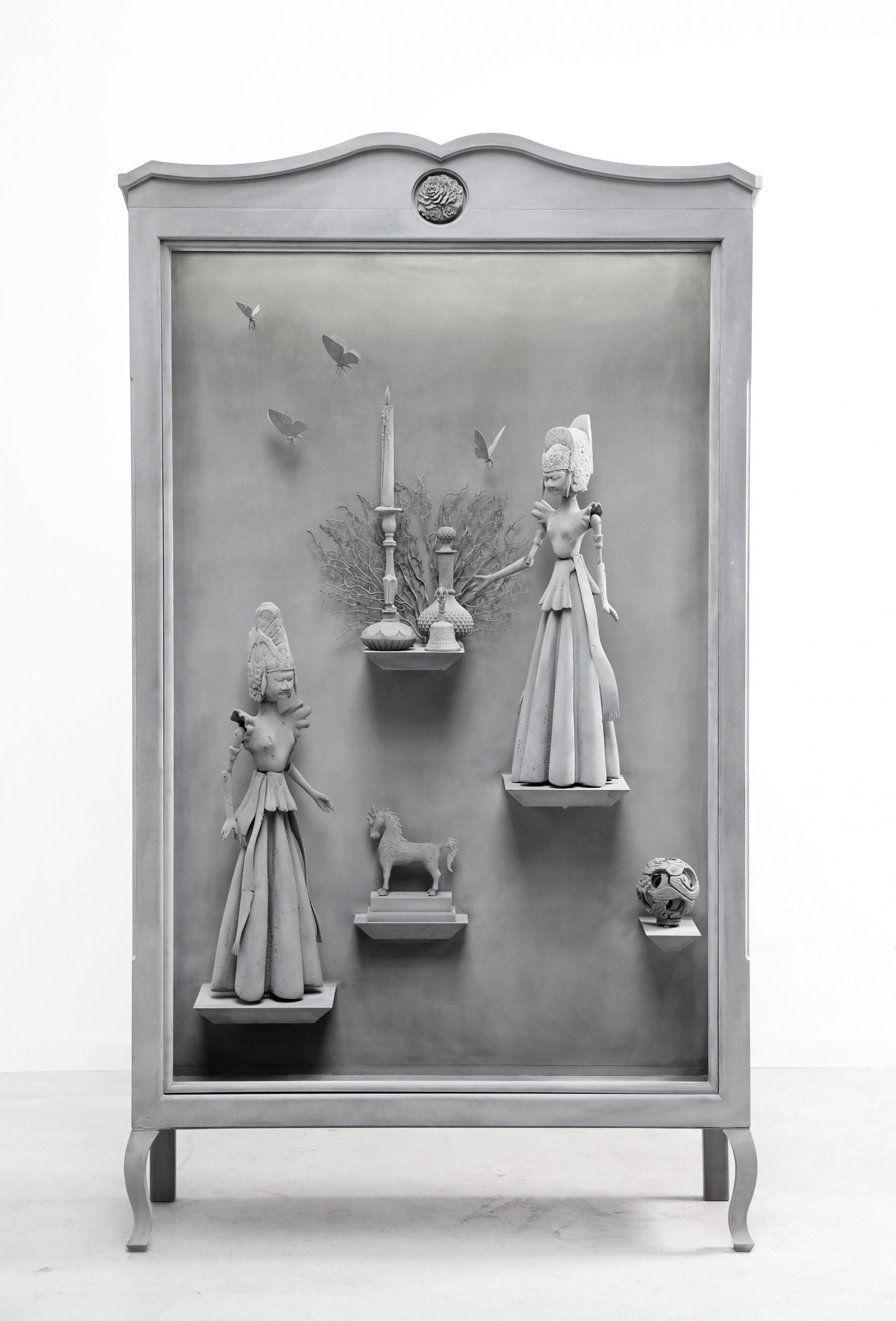 Hans Op de Beeck | Cabinet of Curiosities