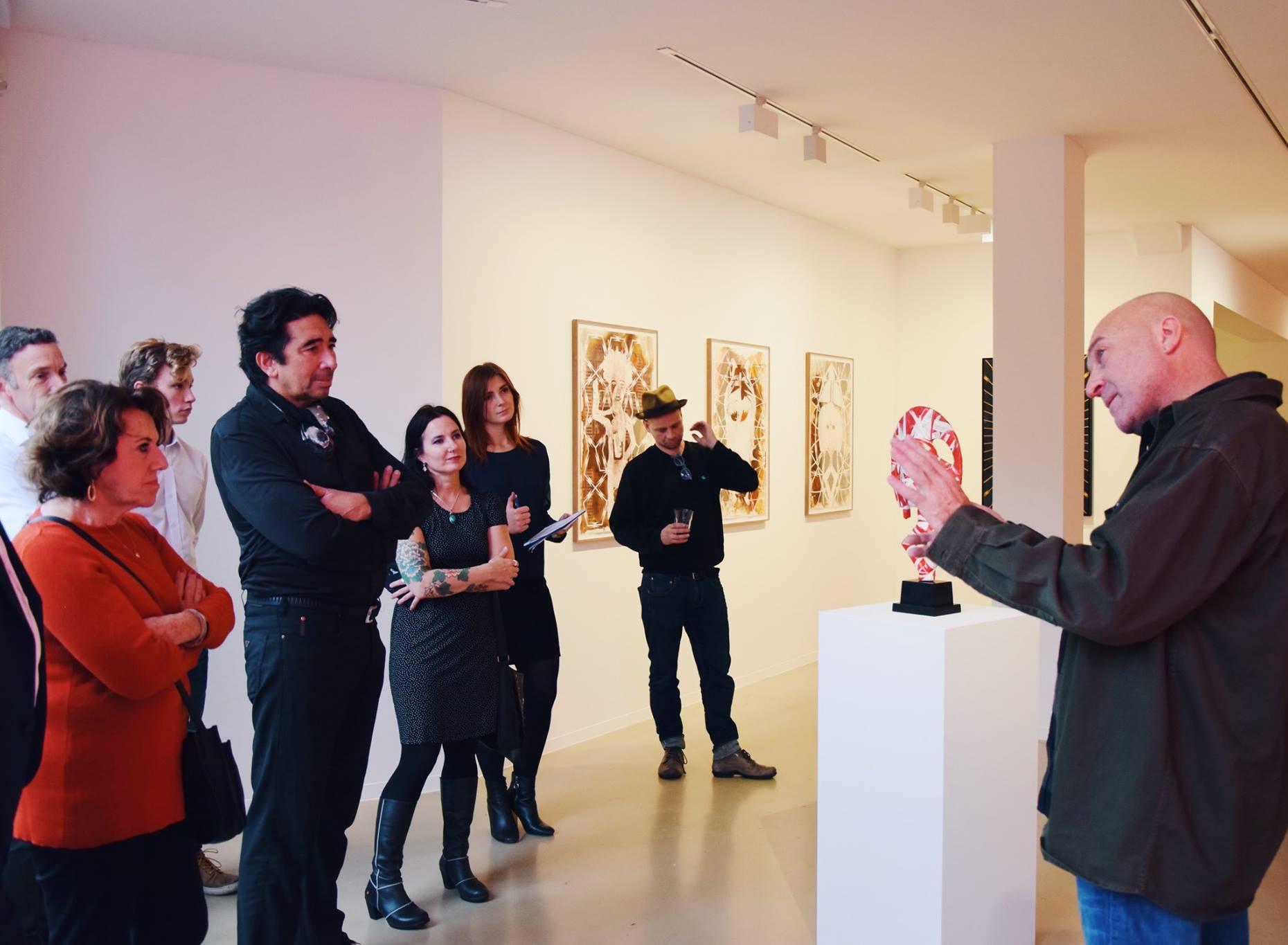 Gallery tour: Kendell Geers |  Krištof Kintera