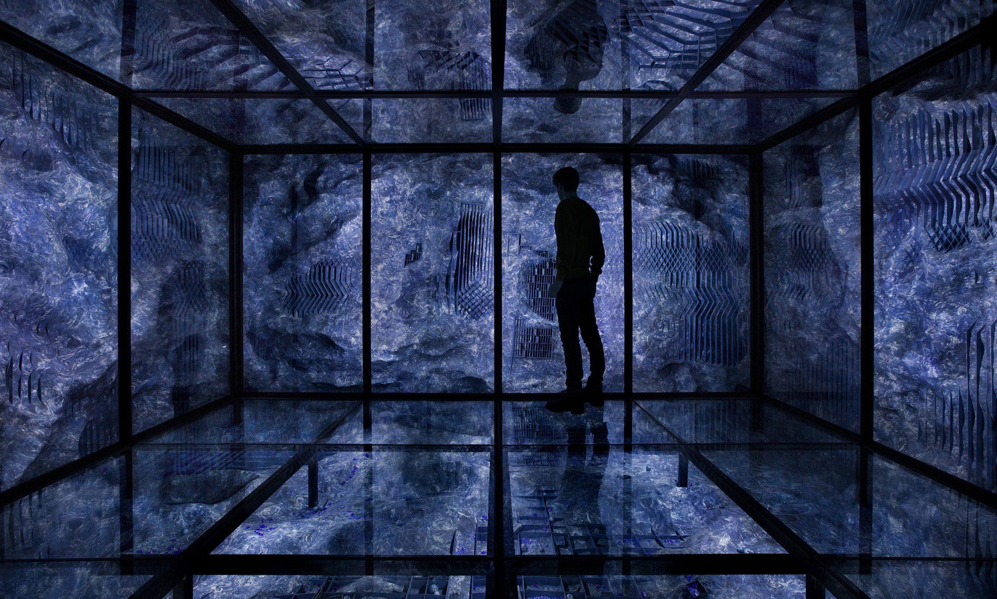 Levi van Veluw | Beyond Matter