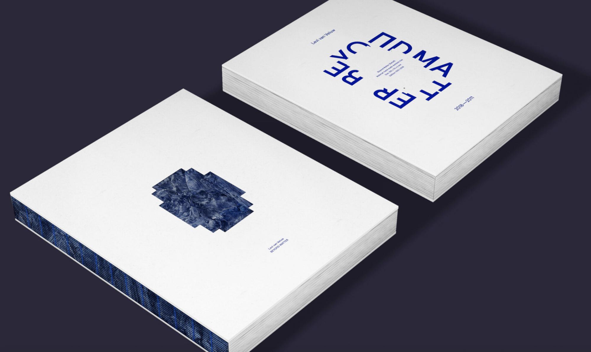 Book Launch | Beyond Matter by Levi van Veluw