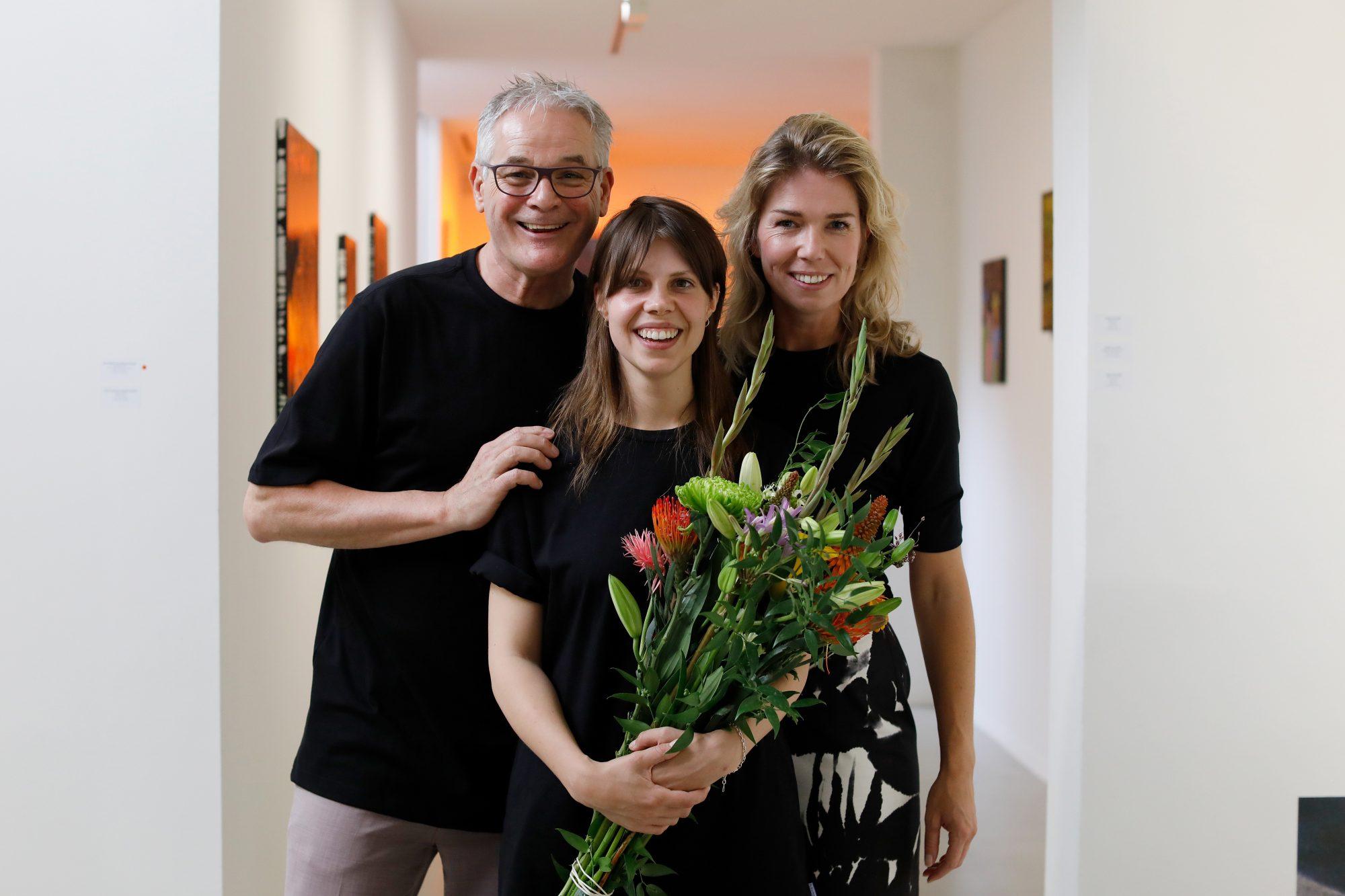 Stephanie Rizaj | Winner Of The Ron Mandos Young Blood Award 2019
