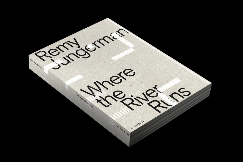 The Best Dutch Book Designs of 2019: Where the River Runs by Remy Jungerman