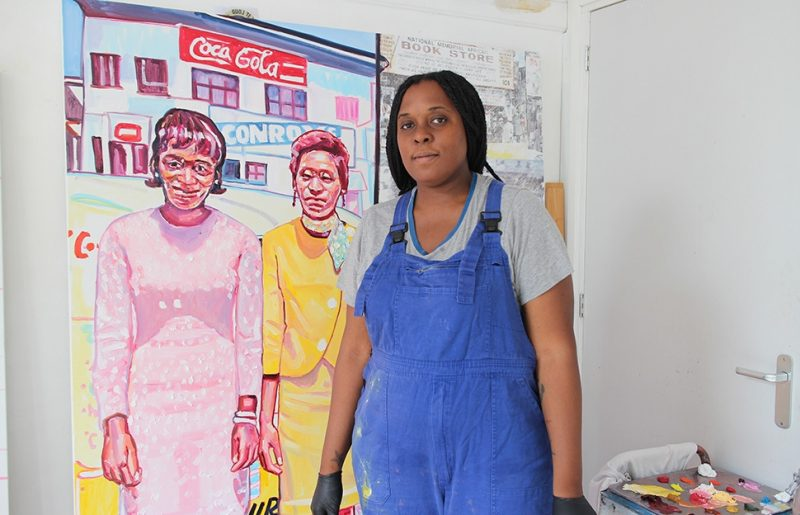 Interview: Esiri Erheriene-Essi in Juxtapoz Magazine