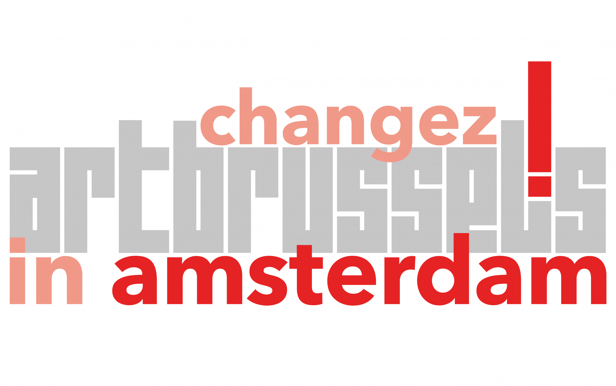 Changez! Art Brussels in Amsterdam