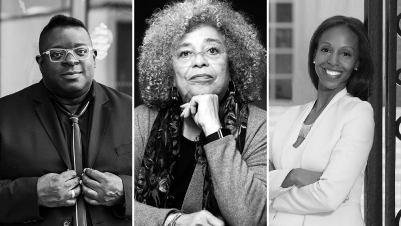 Upcoming Talk | Angela Davis and Isaac Julien in Conversation