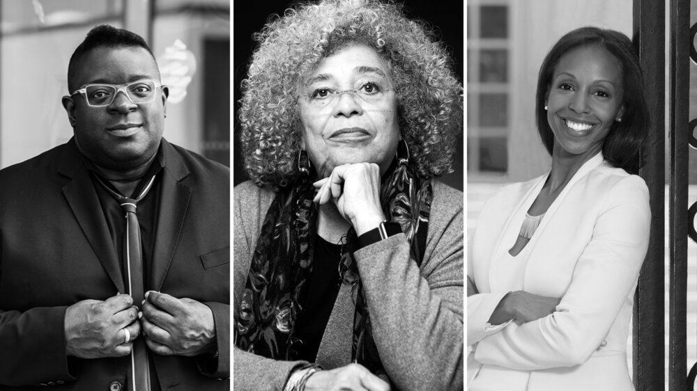 Upcoming Talk | Angela Davis and Isaac Julien in Conversation