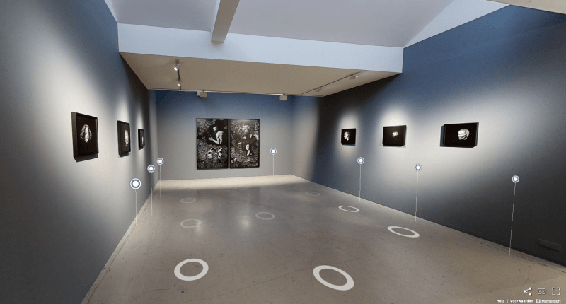 Access Now: 3D Gallery Tour