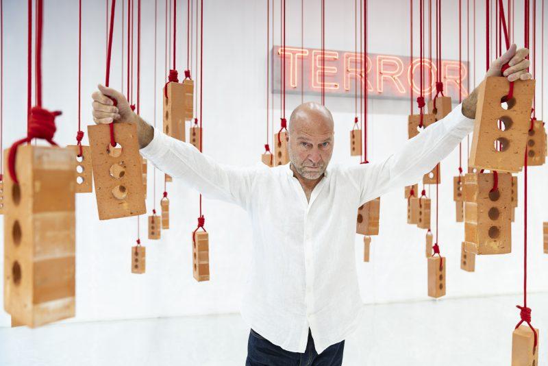 Artists in lockdown Q&A: Kendell Geers