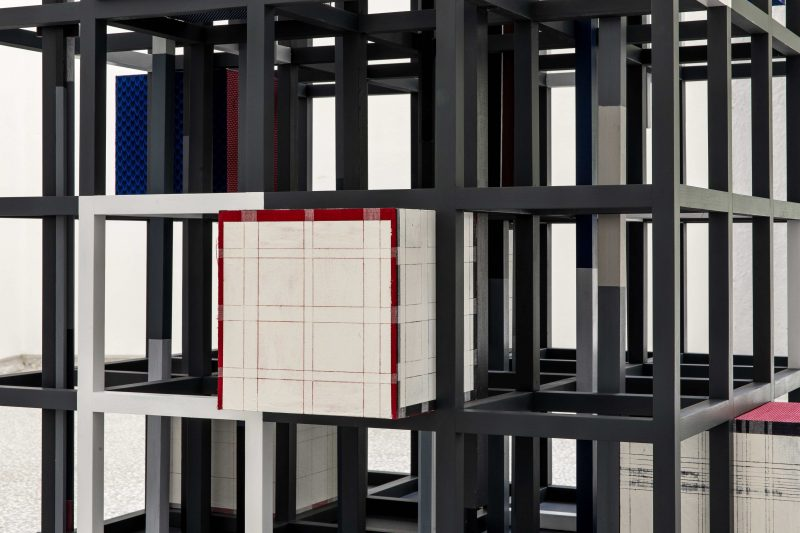 Stedelijke Museum Amsterdam acquires  PROMISE IV by Remy Jungerman
