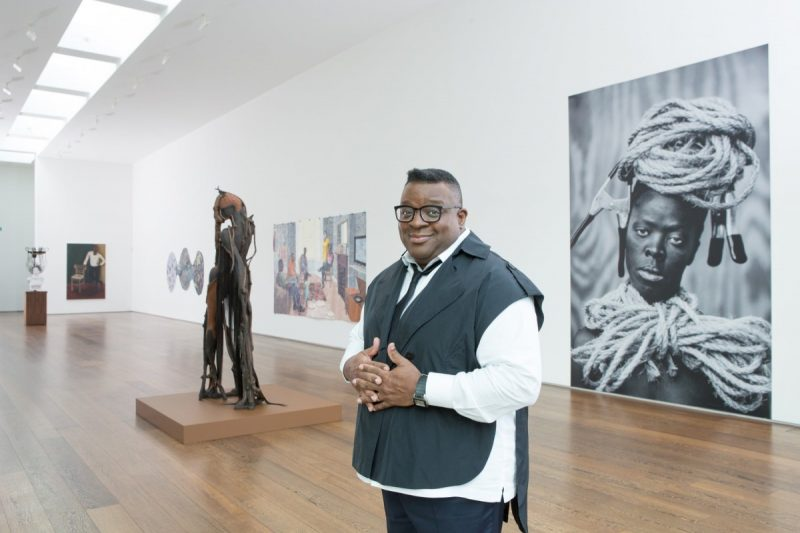 Artists in lockdown Q&A: Isaac Julien