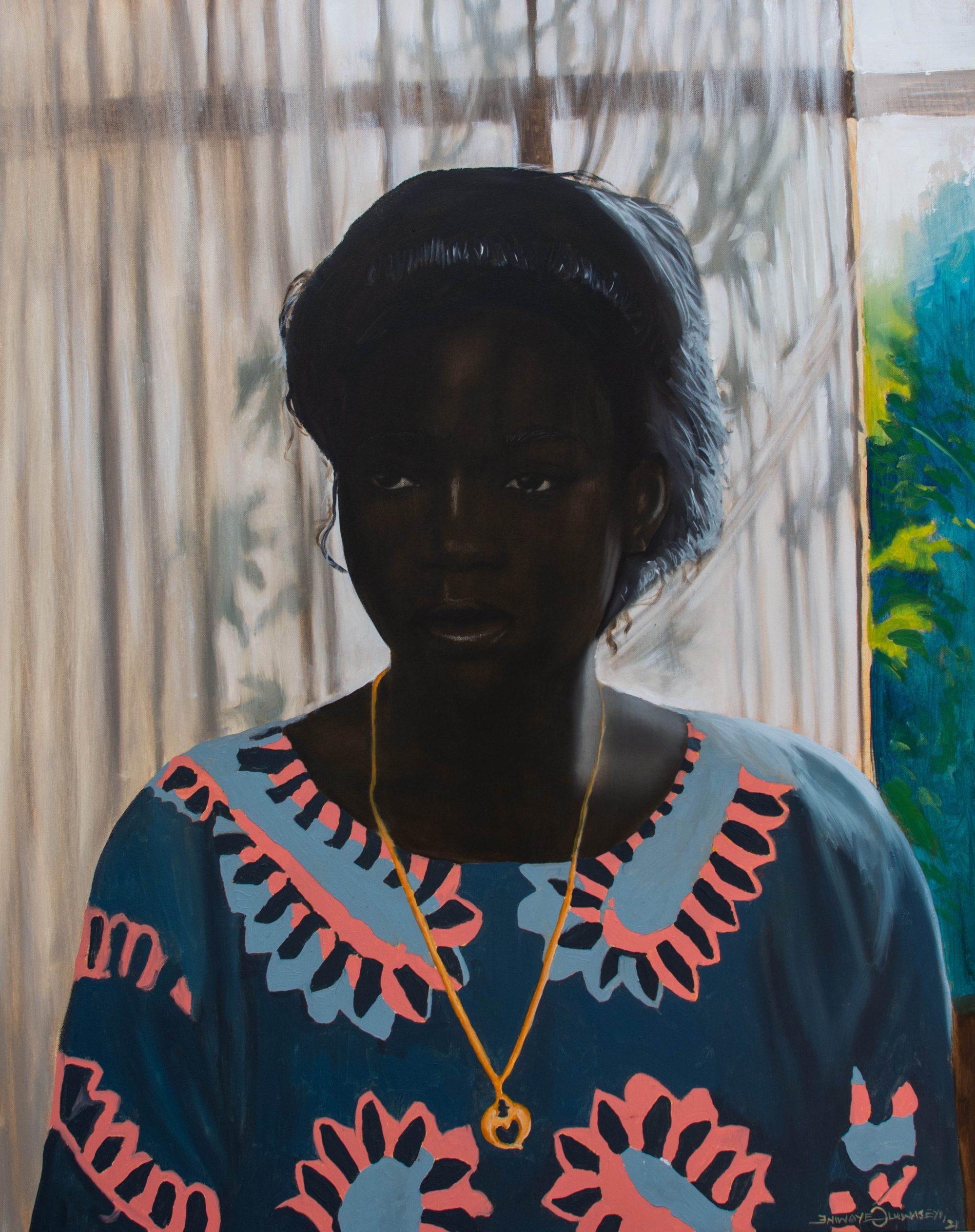 WonderBuhle & Eniwaye Oluwaseyi | (Re)Pose