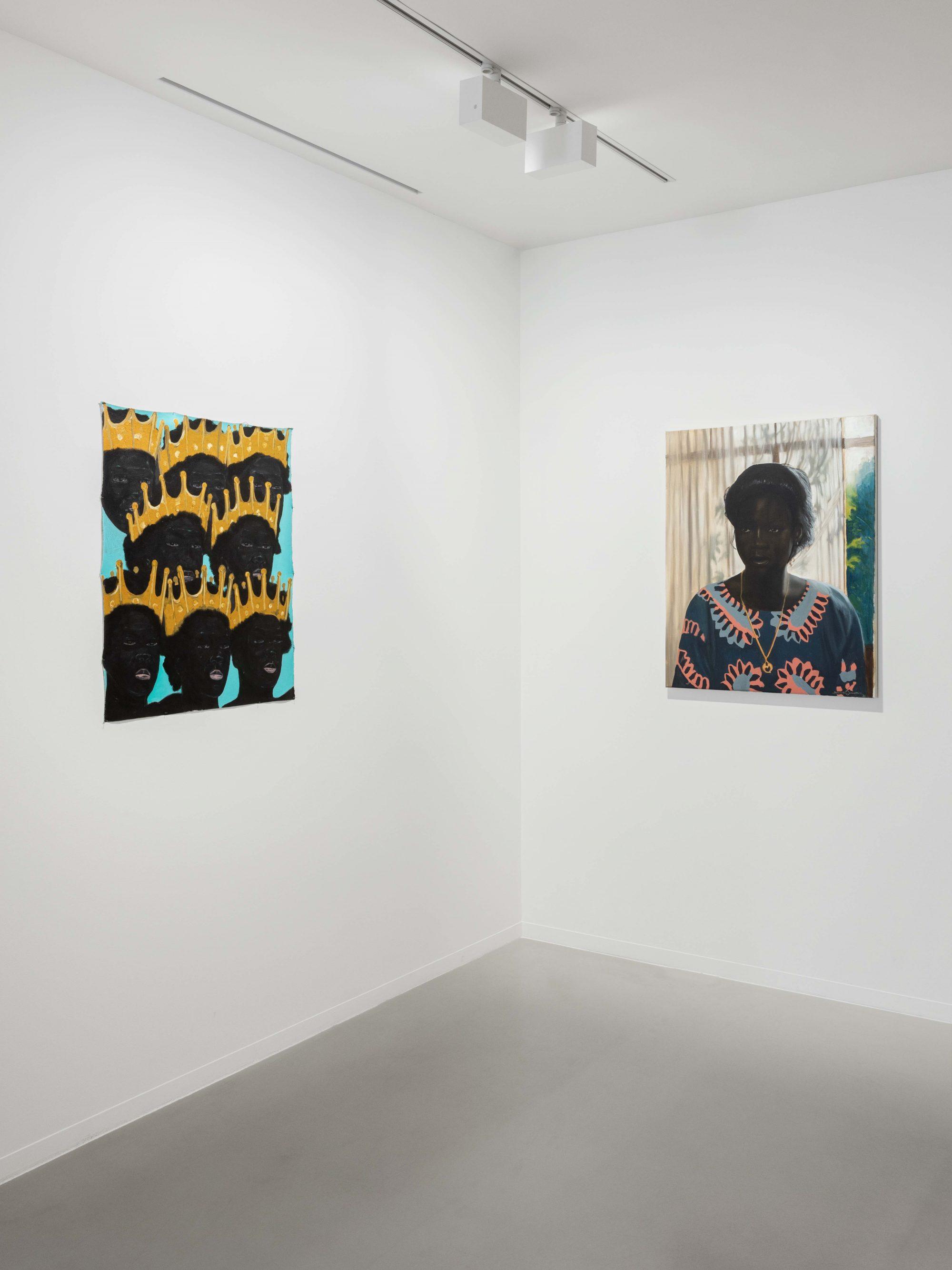 3D Gallery Tour for exhibitions of Esiri-Erheriene-Essi, WonderBuhle & Eniwaye Oluwaseyi