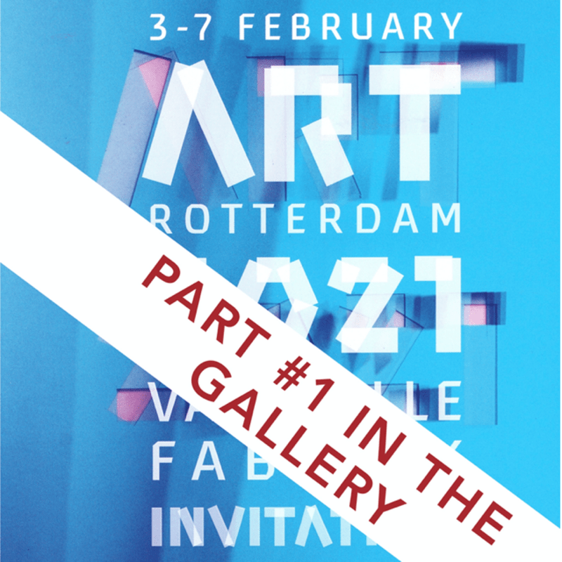 Upcoming: Virtual Talk about Art Rotterdam
