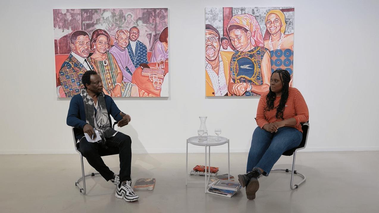 Watch Now: Azu Nwagbogu in conversation with Esiri Erheriene-Essi