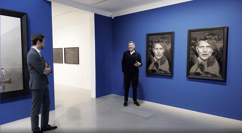 Watch Here: Virtual Opening | Erwin Olaf
