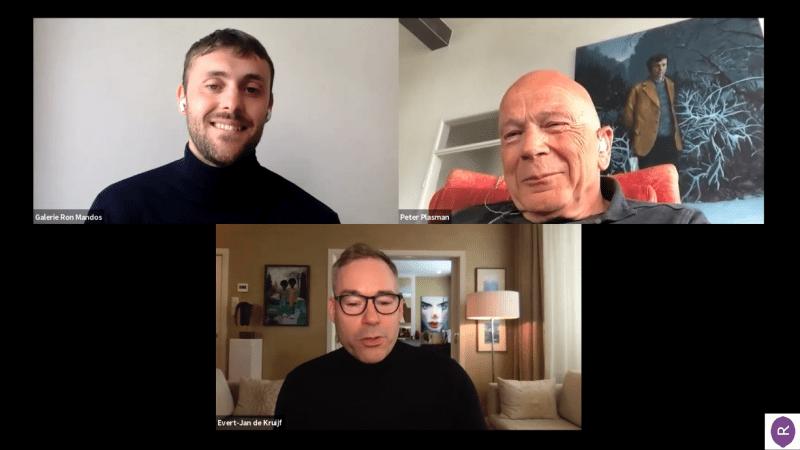 Bekijk hier: Collector Talk met Peter Plasman en Evert-Jan de Kruijf