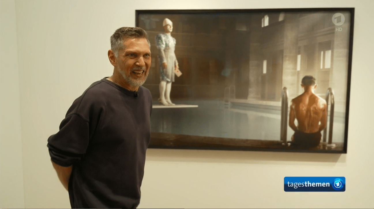 German Press Coverage | Erwin Olaf at Kunsthalle München
