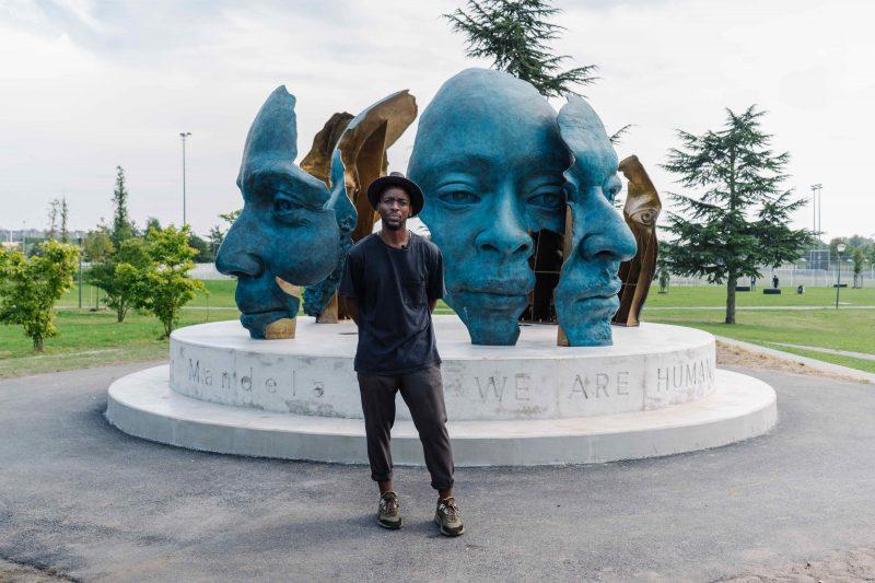 Mohau Modisakeng: Nelson Mandela Memorial