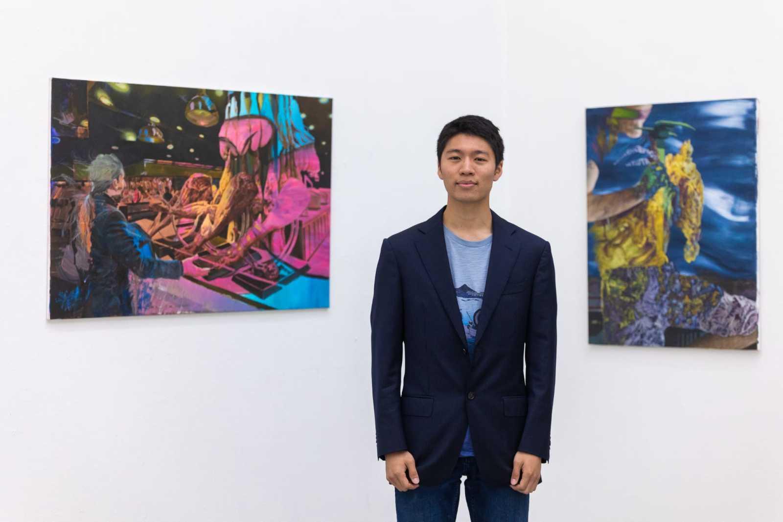 Final Presentation: Artist in Residence   Shimon Kamada