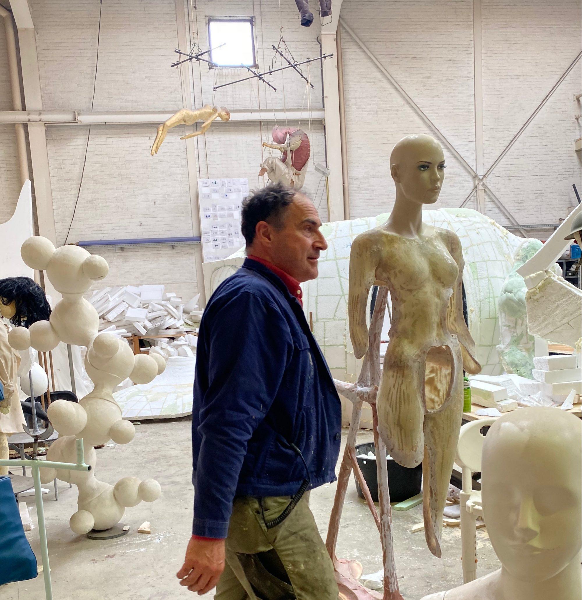 Public Opening: Atelier Van Lieshout Exhibition
