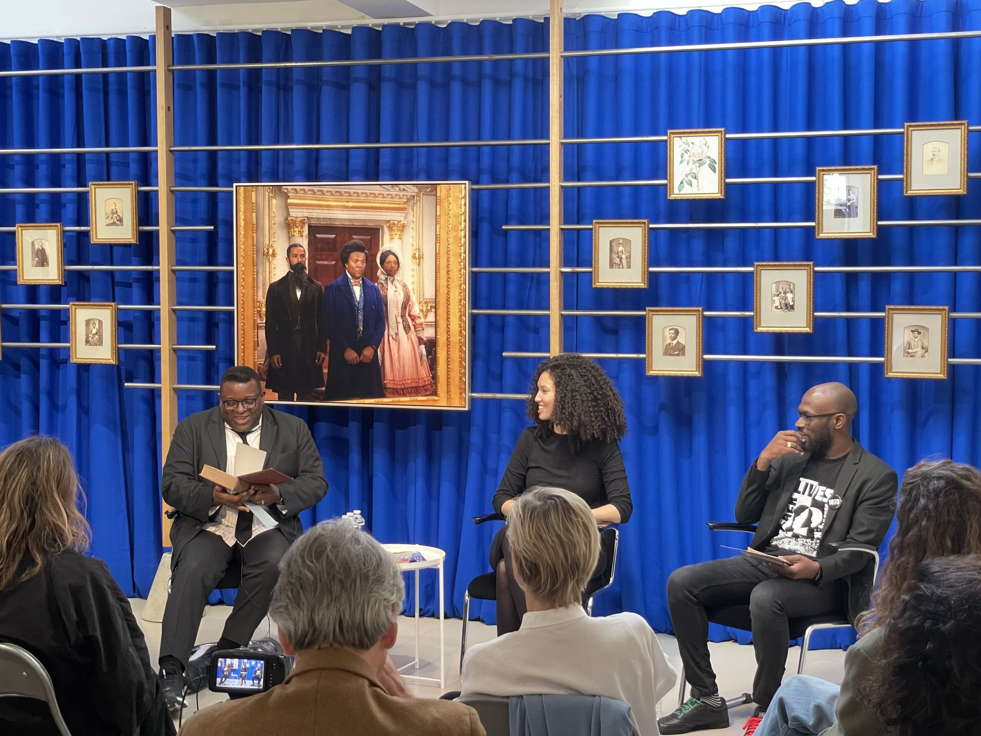 Talk: Isaac Julien and The Black Archives