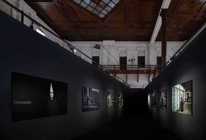 Erwin Olaf at Annex, The Museum of Kyoto during Kyotographie festival